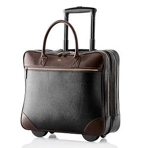 Mak & Graham rolling briefcase