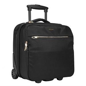 travelon tailored underseat bag