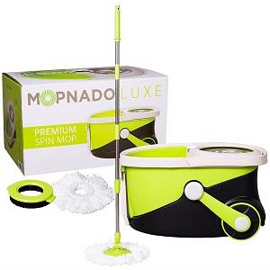 mopnado deluxe spin mop