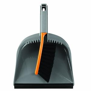 casabella dustpan/brush set