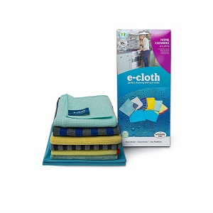 GREEN chemical-free cleaning cloths