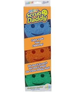 scrub daddy scratch free