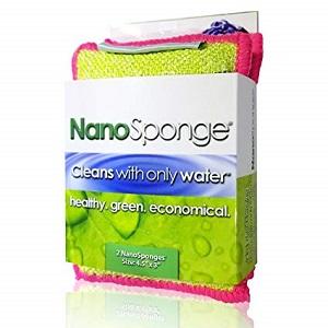 GREEN nanosponge sponge