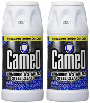 cameo aluminum/stainless cleaner