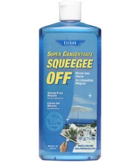 ettore squeegee soap