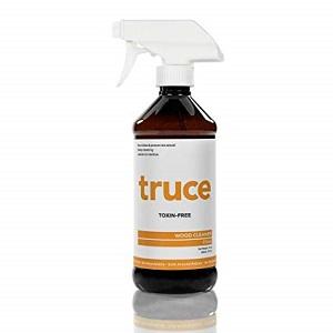 truce citrus wood cleaner