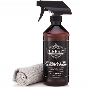 therapy stainless cleaner