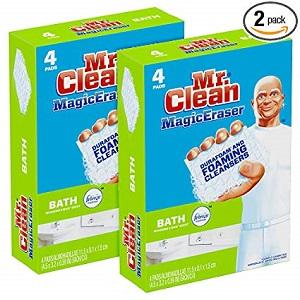 Mr. Clean Bath Magic eraser