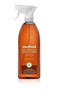 method daily wood spray