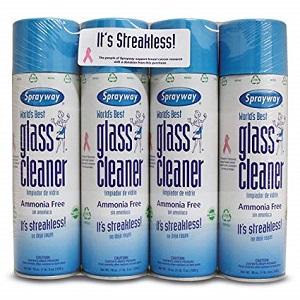 sprayway streakless cleaner