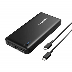 RAVPower 26800 charger