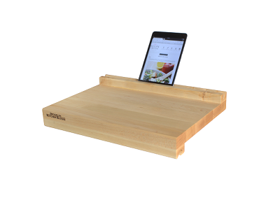 Iblock holder + cutting board