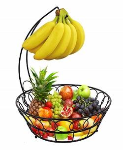 Esylife wire fruit basket