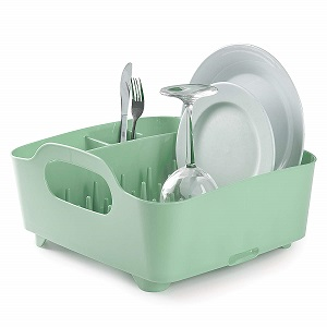 umbra dish rack in colors
