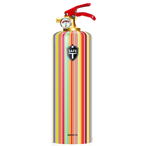 Designer Fire Extinguisher cover