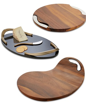 nambe cheeseboard collection