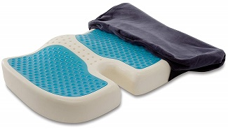 Gel-Enhanced Memory Foam pillow