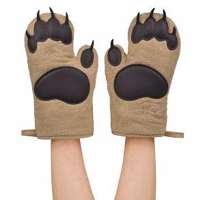 Fred BEAR HANDS mitt