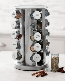 Williams Sonoma Stainless rack