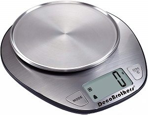 decoBros stainless scale