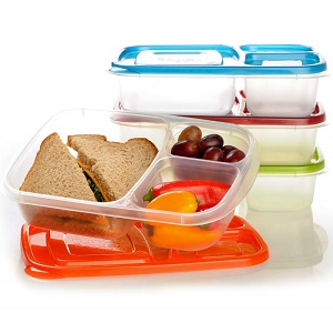EasyLunchboxes bento box set