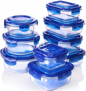 utopia 18-piece glass set