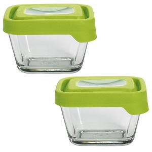 Anchor Hocking Glass containers