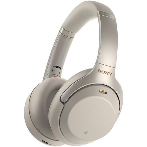 sony WH-1000XM3 noise cancelling headphones