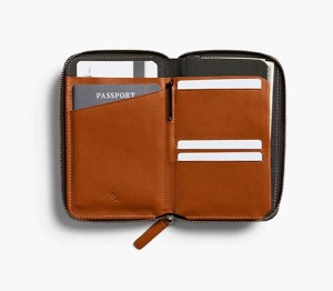 bellroy travel portfolio