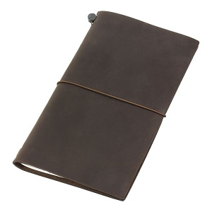 Travelers Leather Notebook