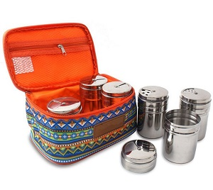 Carry your spices with you