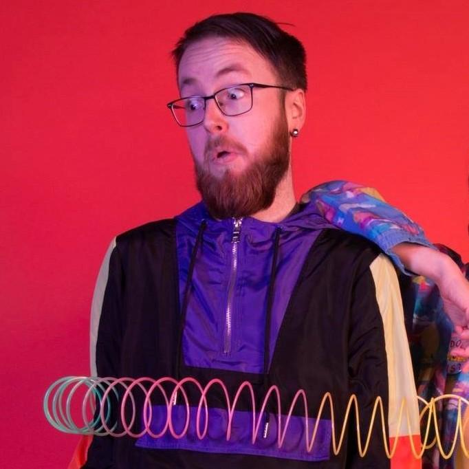 Nikolas Wood - Lead Programmer, UI Designer, and Level Designer