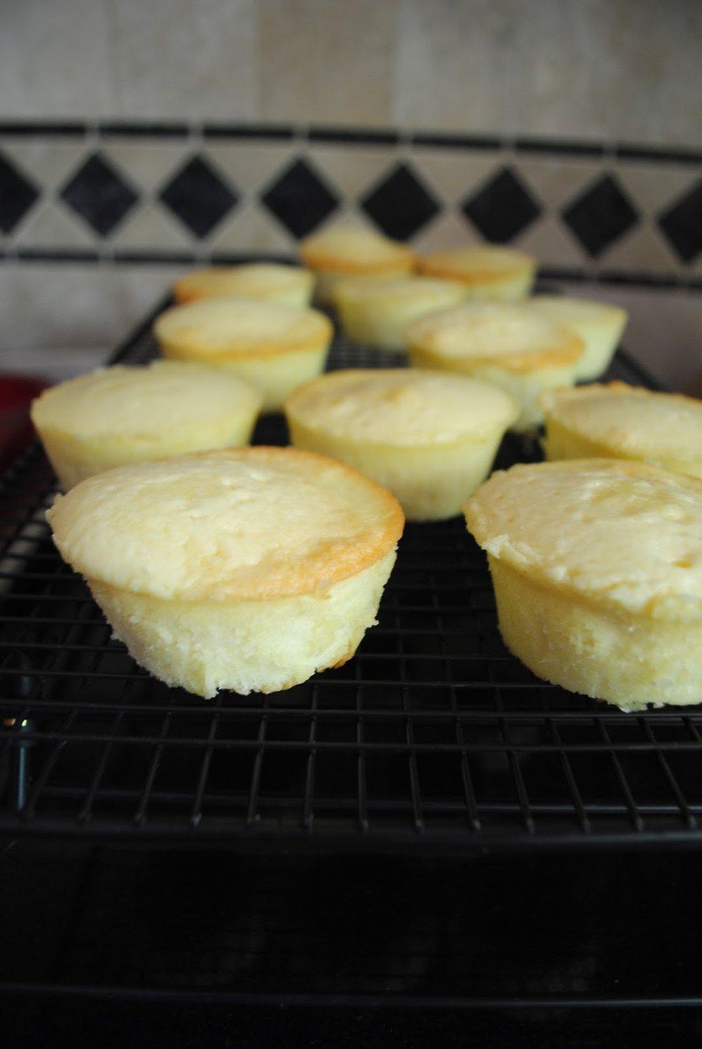 Naked Pound Cake Cupcakes 203 Yumlington Place