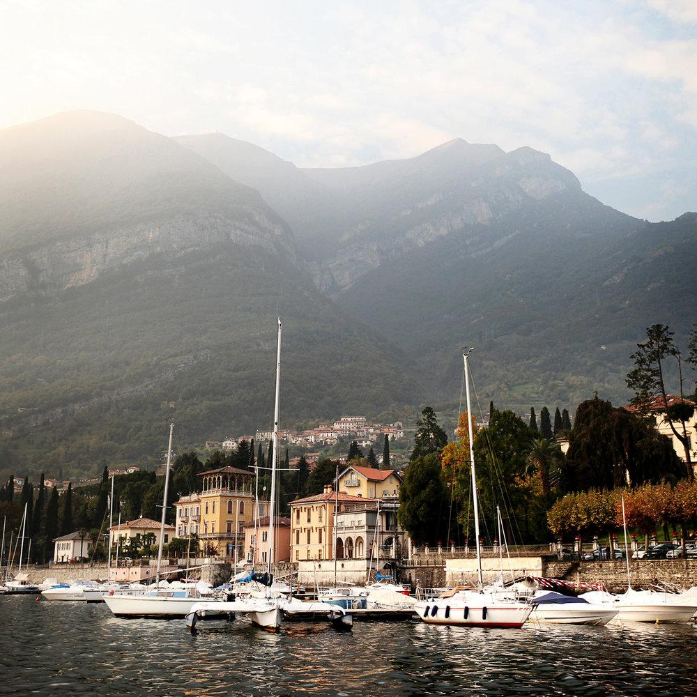 LAKE COMO ITALY -
