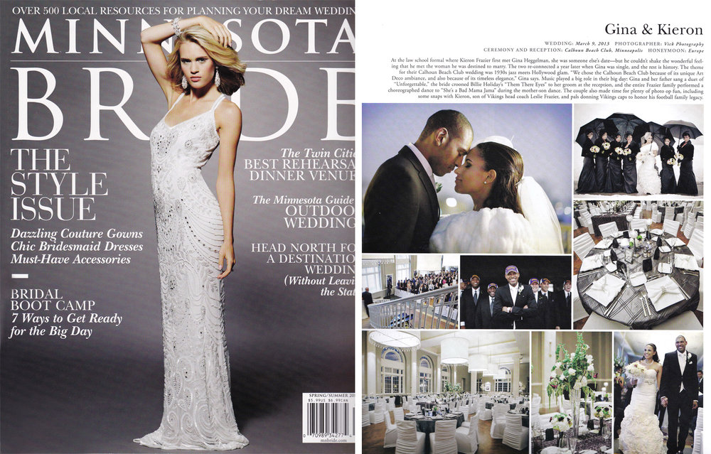 2014 MN BRIDE SUMMER ISSUE -