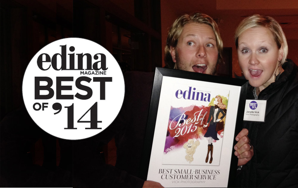 2014 EDINA MAGAZINE AWARD -