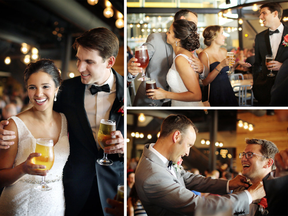 12-Minneapolis-Minnesota-Wedding-Photography-by-Vick-Photography-Wedding-Party-Group-Downtown-Beer-Lalu-&-John.jpg