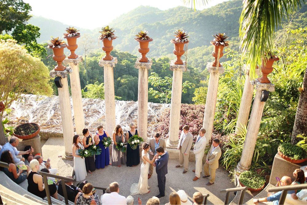 15-Costa-Rica-Wedding-Photography-by-Vick-Photography-Jaco-Island-Villa-Caletas-Resort-Ceremony-Outdoor-Jungle-View-Alli-and-Duncan.jpg