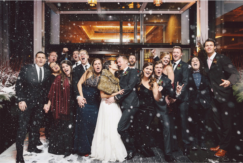 12-Minneapolis-Wedding-Photography-by-Vick-Photography-Snow-Winter-Wedding-Wedding-Party-Group-Dancing-Laura-and-Michael.jpg