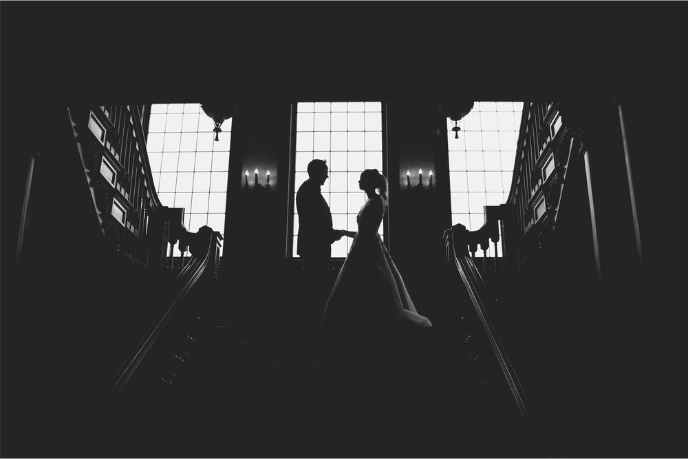 03-Minneapolis-Wedding-Photography-by-Vick-Semple-Mansion-Stairs-First-Look-Abby-and-Jason.jpg