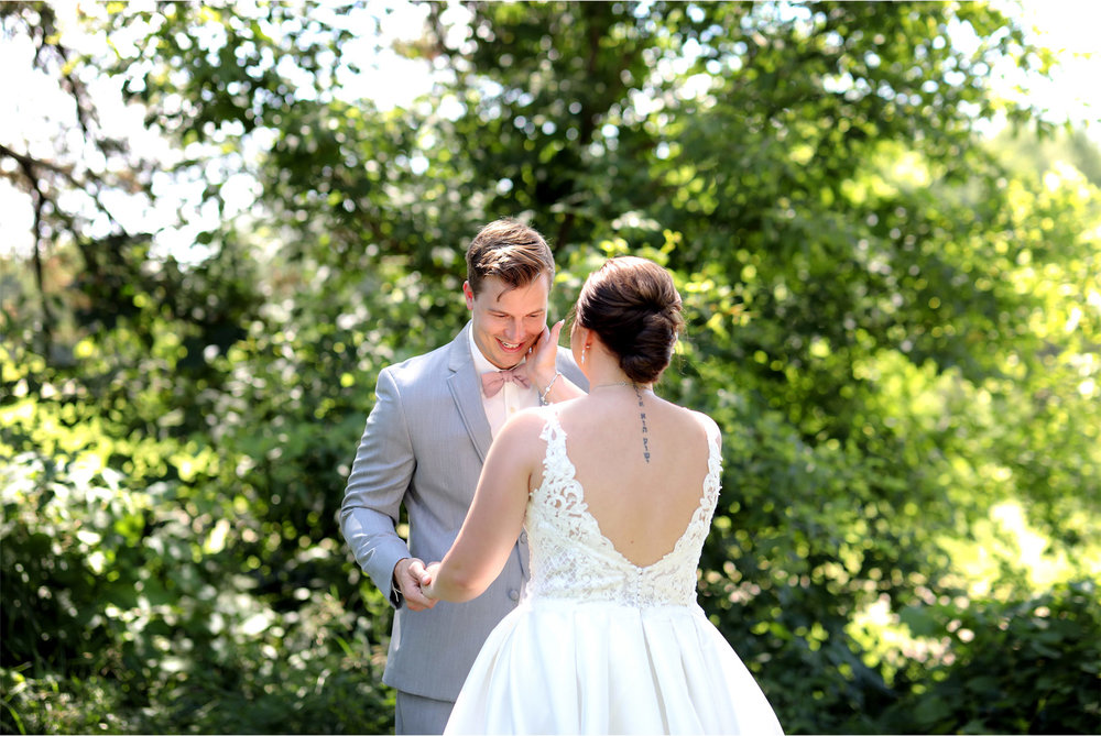 04-Minnesota-Wedding-Photography-by-Vick-Photography-Redeemed-Farm-First-Look-Forest-Woods-Rachel-and-Ricky.jpg