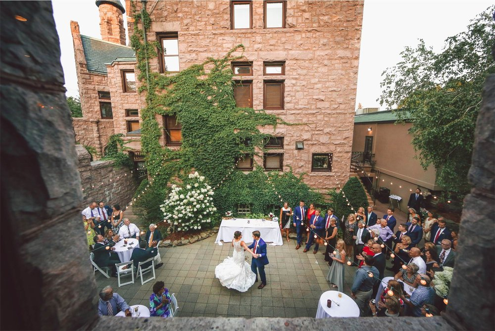 17-Minneapolis-Minnesota-Wedding-Photographer-by-Vick-Photography-Van-Dusen-Mansion-Reception-First-Dance-Outside-Megan-and-Ned.jpg
