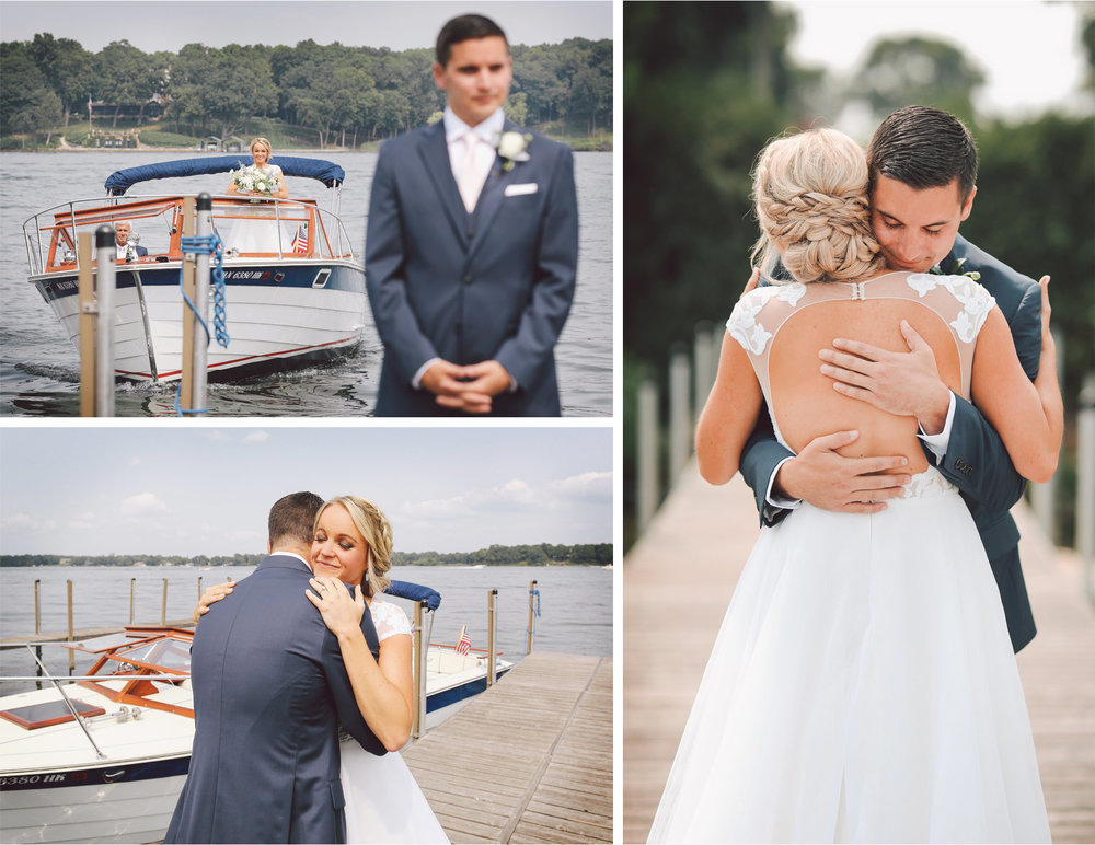 05-Minnetonka-Minnesota-Wedding-Photography-by-Vick-Photography-Boat-Lake-Minnetonka-First-Meeting-Jennifer-and-Adam.jpg