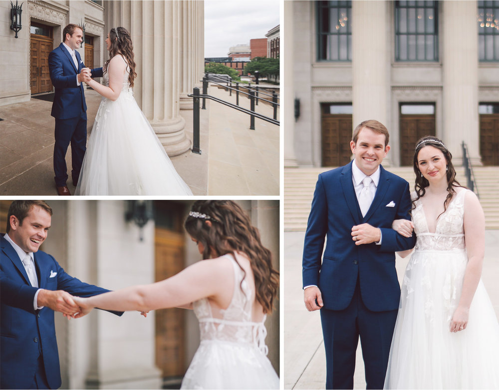 04-Saint-Paul-Minnesota-Wedding-Photography-by-Vick-Photography-Saint-Paul-Athletic-Club-First-Look-Kelsey-and-Jeffery.jpg