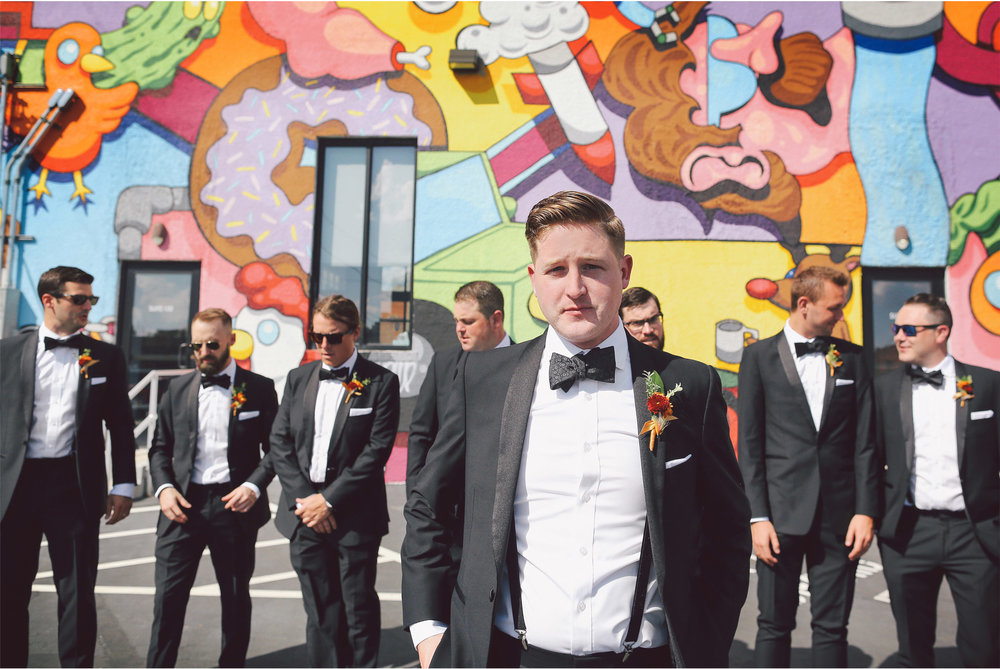 09-Kansas-City-Missouri-Destination-Wedding-Photography-by-Vick-Photography-Groomsmen-Graffiti-Wall-Downtown-Carly-and-Kenny.jpg