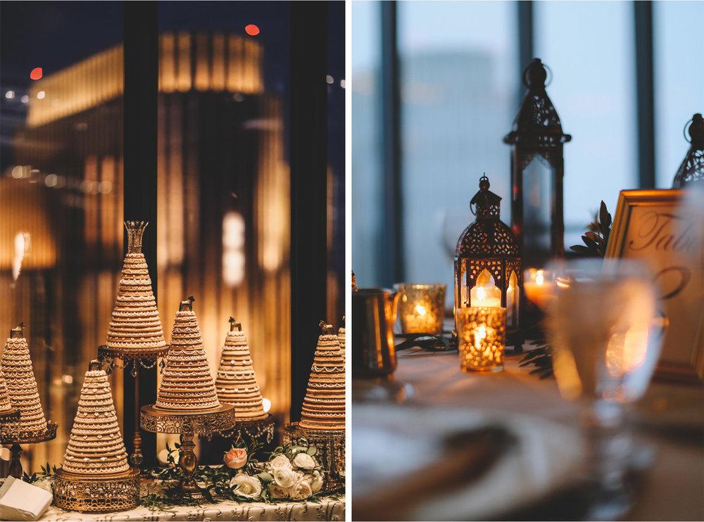 15-Minneapolis-Minnesota-Wedding-Photography-by-Vick-Photography-Downtown-Windows-on-Minnesota-Reception-Cake-Table-Anja-and-Waseem.jpg