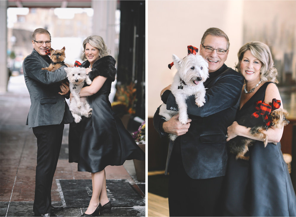 06-Minneapolis-Minnesota-Wedding-Photography-by-Vick-Photography-Downtown-Loews-Hotel-Bride-and-Groom-with-Dogs-Joan-and-Tim.jpg