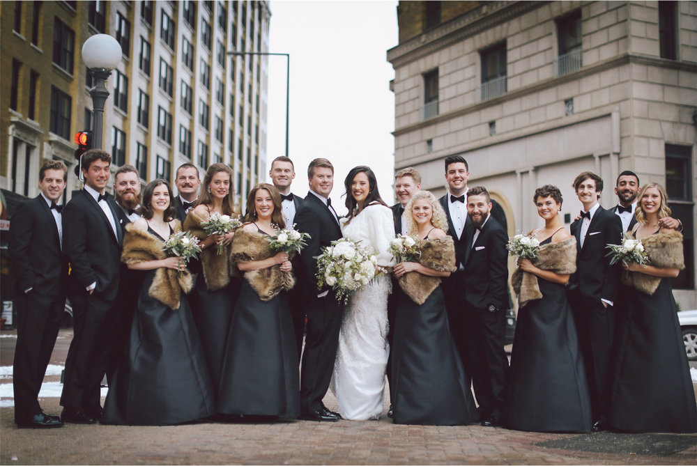 07-Saint-Paul-Minnesota-Wedding-Photography-by-Vick-Photography-Saint-Paul-Hotel-Wedding-Party-Group-Downtown-Winter-Wedding-Sami-and-Nick.jpg