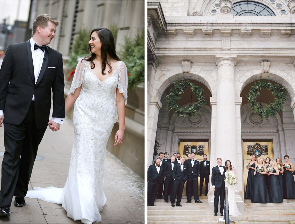 09-Saint-Paul-Minnesota-Wedding-Photography-by-Vick-Photography-Basilica-of-Saint-Mary-Wedding-Party-Group-Winter-Wedding-Sami-and-Nick.jpg