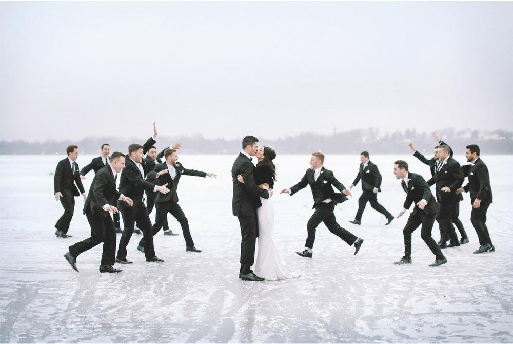 16-Minneapolis-Minnesota-Wedding-Photographer-by-Vick-Photography-Winter-Wedding-Frozen-Lake-Groomsmen-Snow-Maggie-and-Matt.jpg
